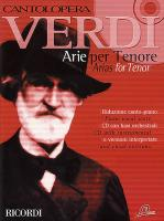 Verdi: Arias for Tenor Volume 1