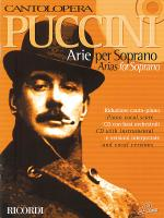 Puccini Arias for Soprano Volume 1