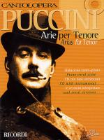 Puccini: Arias for Tenor Volume 1