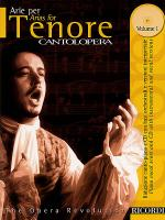 Cantolopera: Arias for Tenor Volume 1