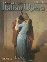 Anthology of Italian Opera: Soprano