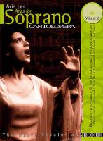 Cantolopera: Arias for Soprano Volume 2