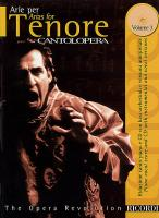 Cantolopera: Arias for Tenor Volume 3