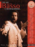 Cantolopera: Arias for Bass Volume 3