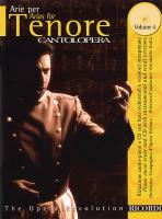 Cantolopera: Arias for Tenor Volume 4