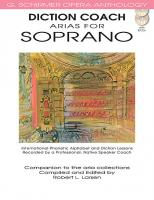 G. Schirmer Opera Anthology: Diction Coach Arias for Soprano