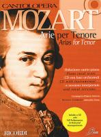 Mozart: Arias for Tenor
