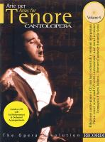 Cantolopera: Arias for Tenor Volume 5