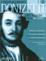 Donizetti: Arias for Tenor