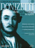 Donizetti Arias for Soprano