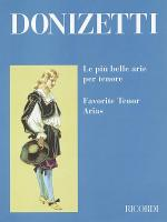 Donizetti: Favorite Tenor Arias