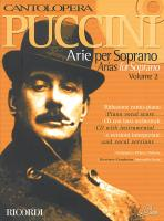 Puccini Arias for Soprano Volume 2