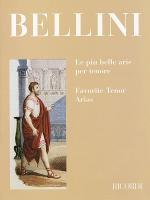 Bellini: Favorite Tenor Arias