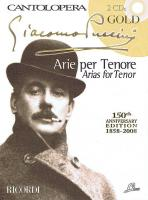 Puccini Gold: Arias for Tenor