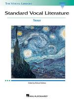 Standard Vocal Literature: Tenor